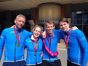 Rotterdam Marathon 2014